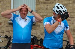 300TH CYCLE RIDE-UK
